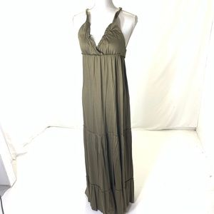 Women's Size Medium Alice + Olivia Boho Maxi Dress
